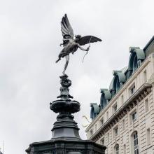 Estatue of Eros